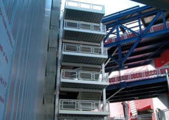 northgate-mall-parking-garage-industrial-painting-services-renton-wa