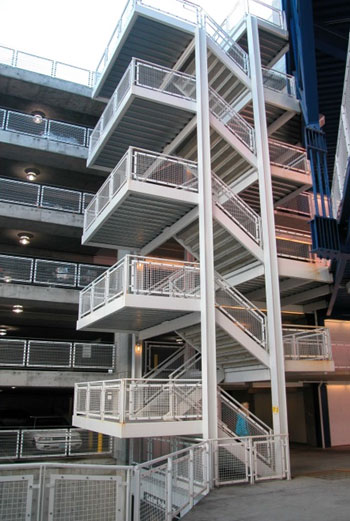 northgate-mall-parking-garage-industrial-painting-services-renton